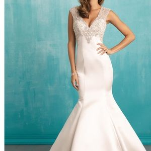 Allure Bridal Gown 9306